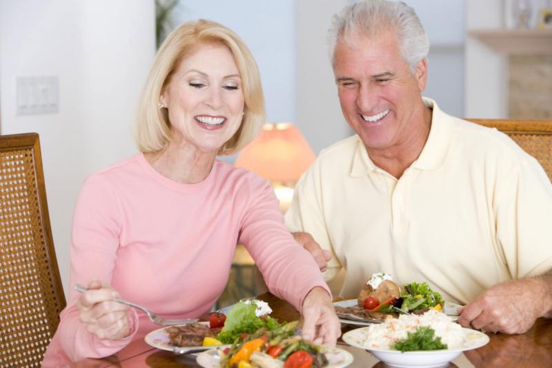 Правильное питание для любых лет