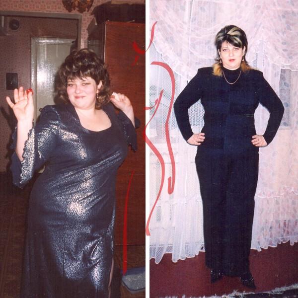 Успешная история похудения
