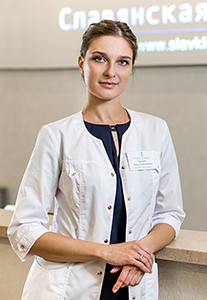 Саулина Анна Геннадьевна