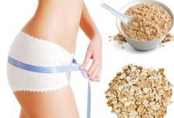 Овсяная каша для похудения: рецепты и полезные свойства
