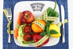 Какая должна быть порция еды чтобы похудеть