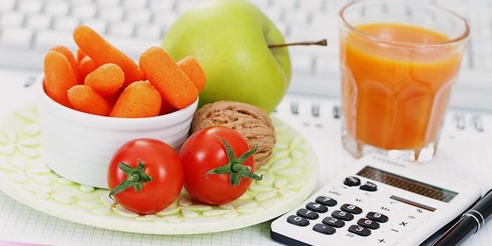 Продукты с минусовой калорийностью для похудения