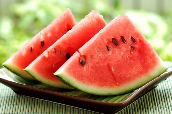 Правильное питание в летний период