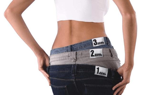 Баланс белков жиров и углеводов для похудения