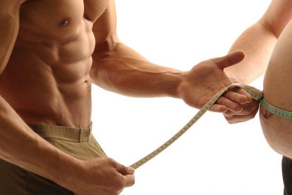 как быстро похудеть мужчине