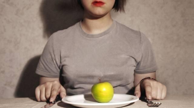 анорексия симптомы