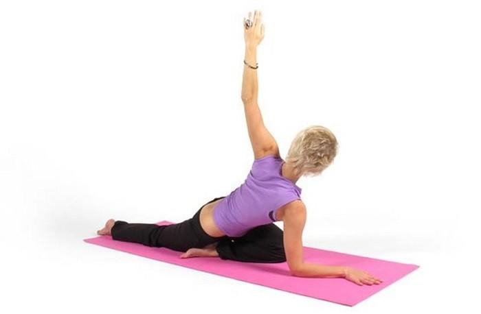 Йога для похудения 2