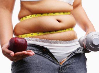 Абдоминальное ожирение у женщин и мужчин0