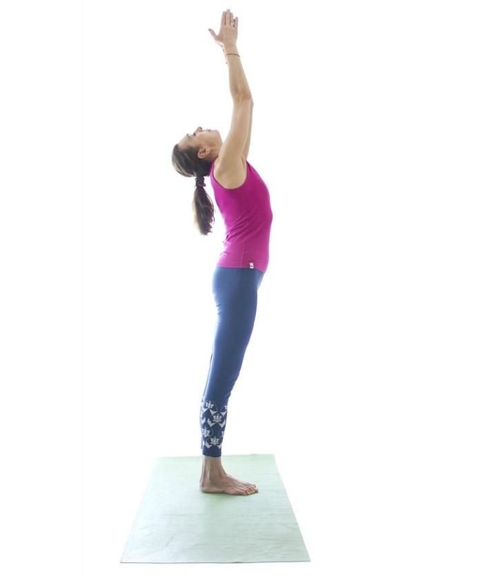 Йога для похудения 4