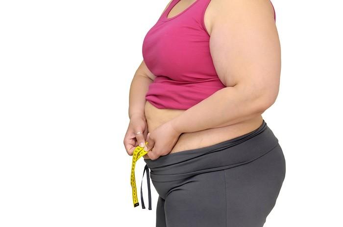 Как определить степень ожирения 4
