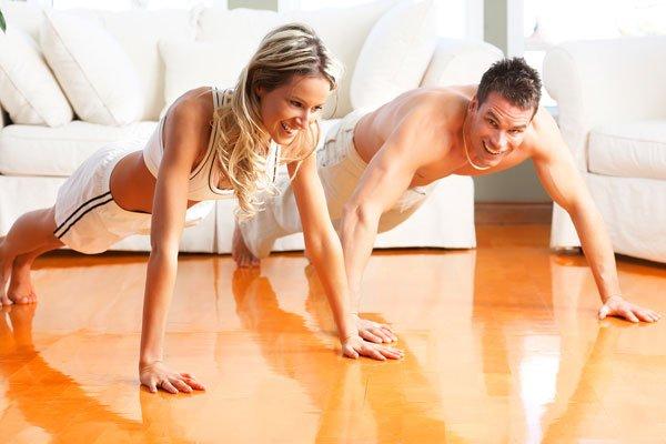 когда лучше делать физические упражнения для похудения