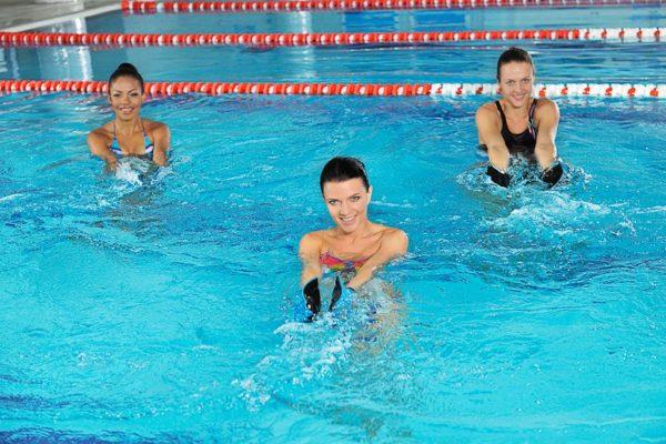 как похудеть ходя в бассейн