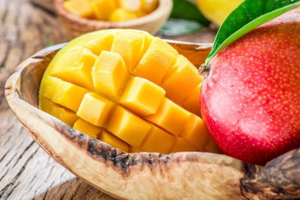 манго полезные свойства для женщин