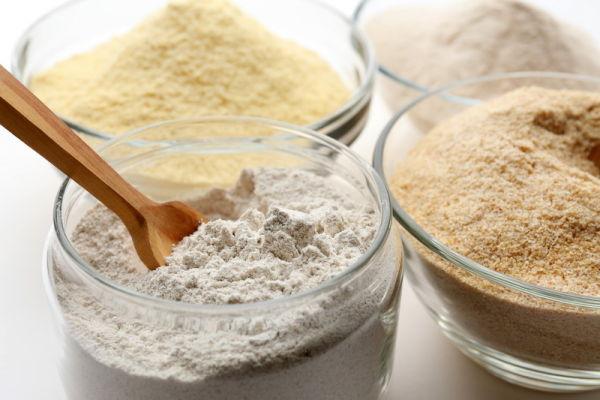 В каких продуктах содержится глютен (кукурузная или рисовая мука)