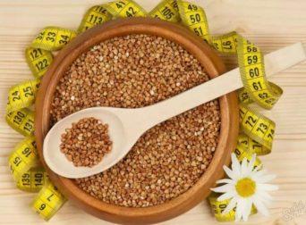 Гречневая диета для похудения: худеем правильно