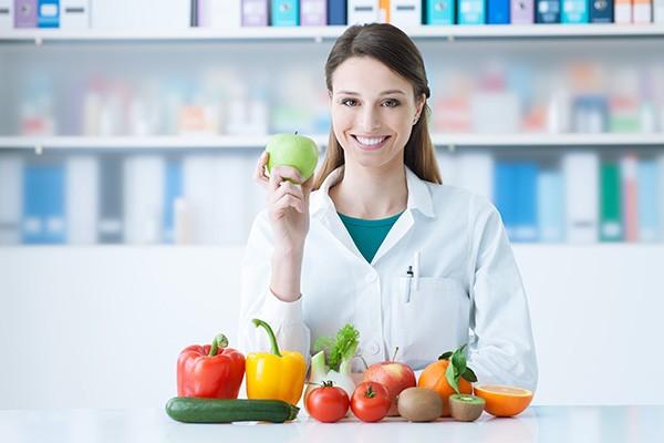 Контроль диеты специалистами