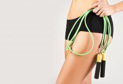 как похудеть при помощи скакалки