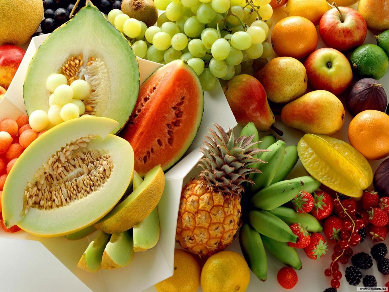 Есть больше фруктов