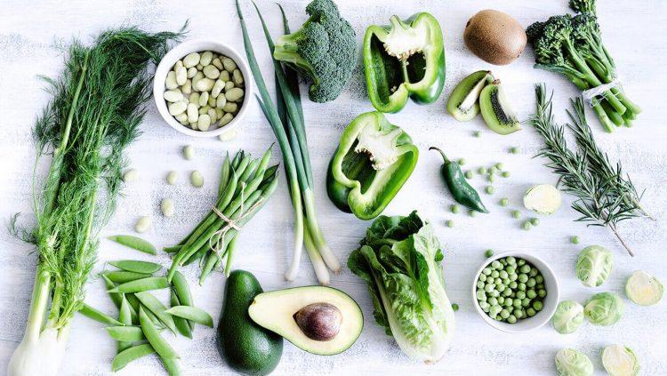 Щелочные продукты питания: список и таблица с процентами
