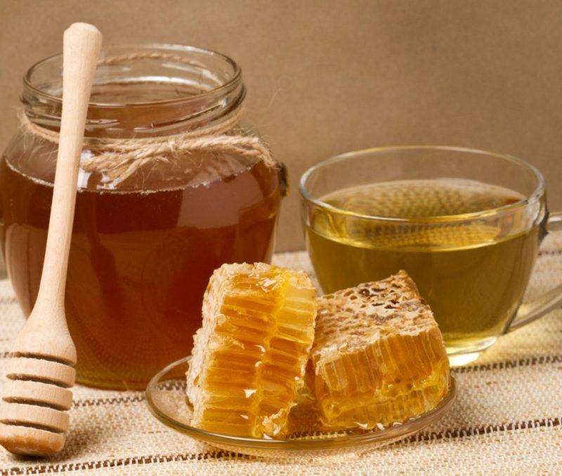 Диета с медом