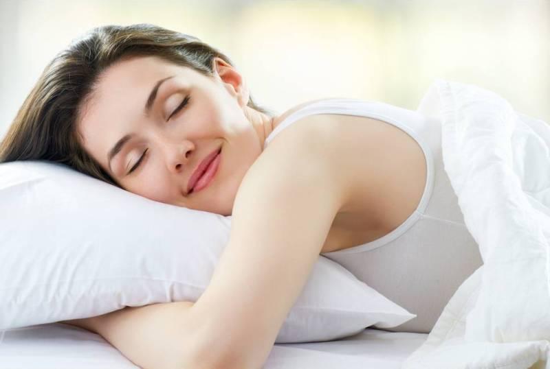 сон сходит в список привычек