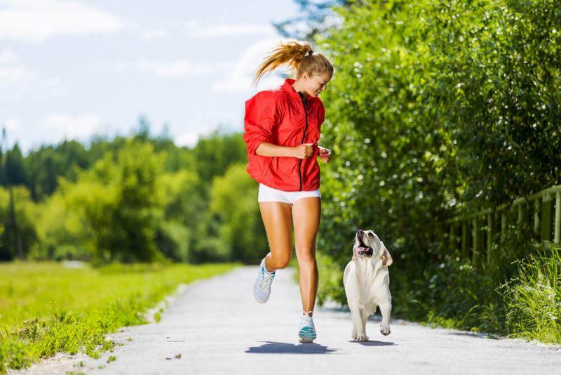 топ полезных привычек - бег и активность