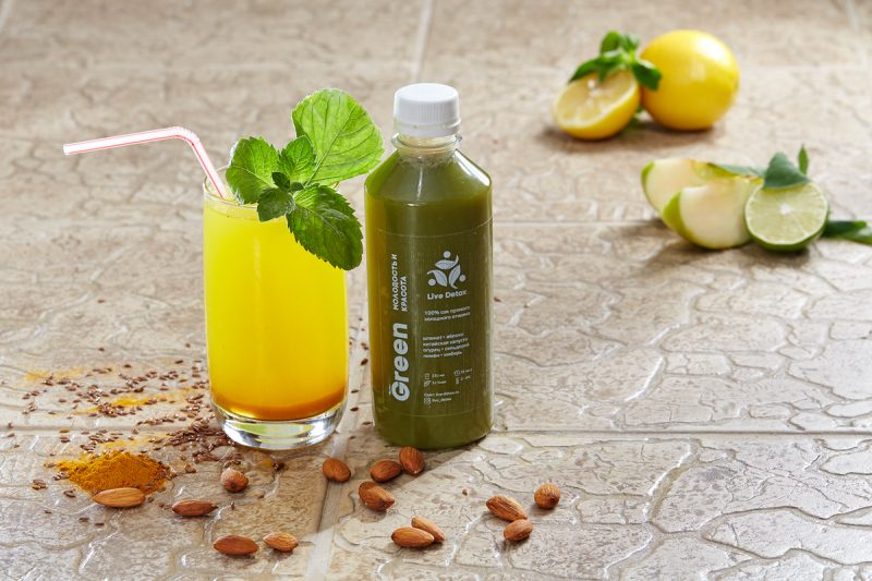 Лимонадная диета детокс