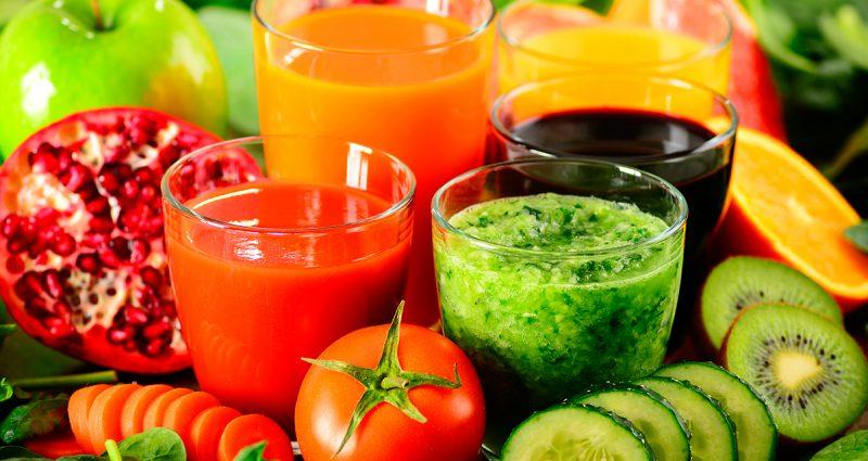 рецепты детокс блюд полезные продукты