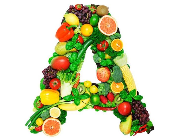 дневная норма витамина а и  симптомы недостатка