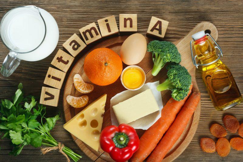 витамин а норма в день