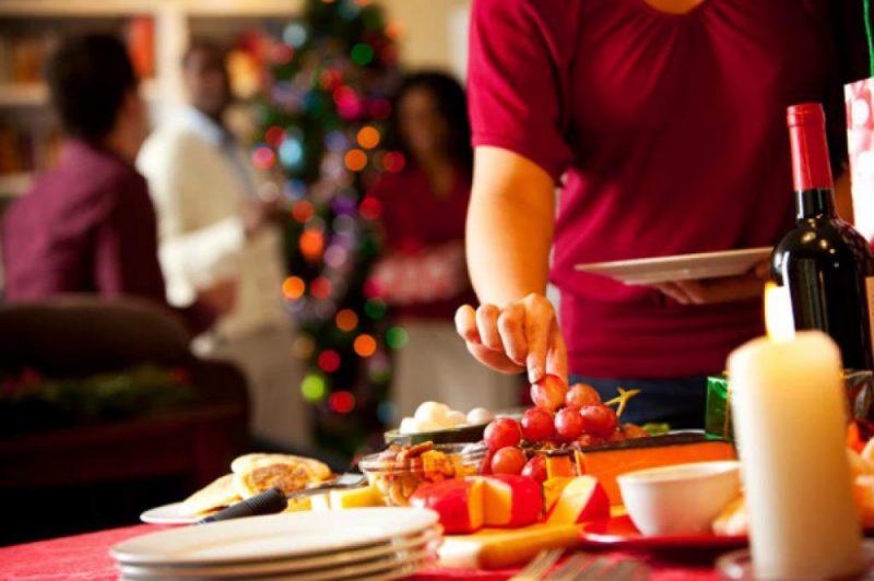 как быстро сбросить вес после праздников