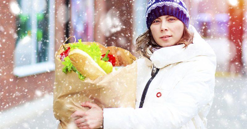 диета зимой для похудения