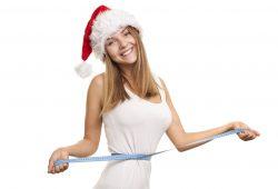 сбросить вес после праздников