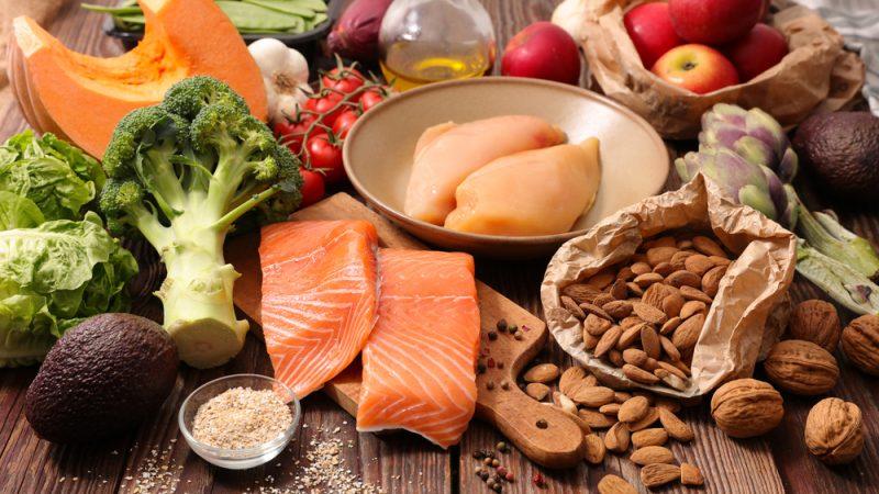 худеем после праздников с белковой пищей