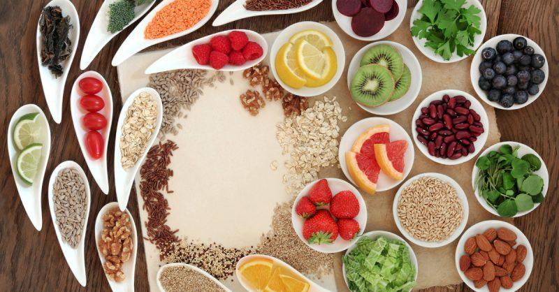 продукты содержащие клетчатку помогут похудеть после праздников