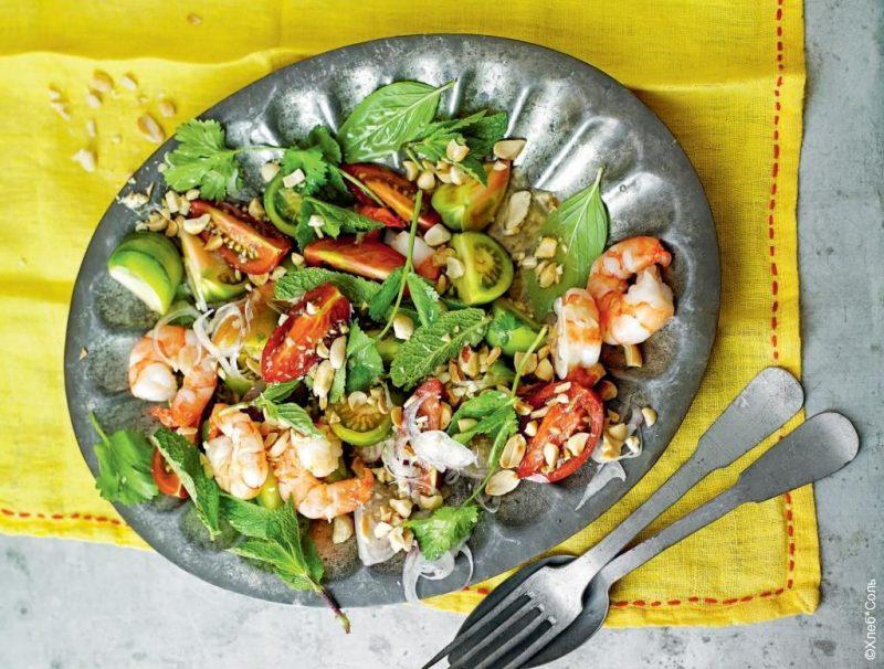 салаты на ужин для похудения
