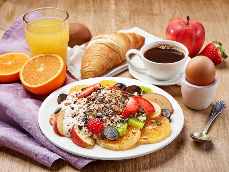 что нужно есть утром