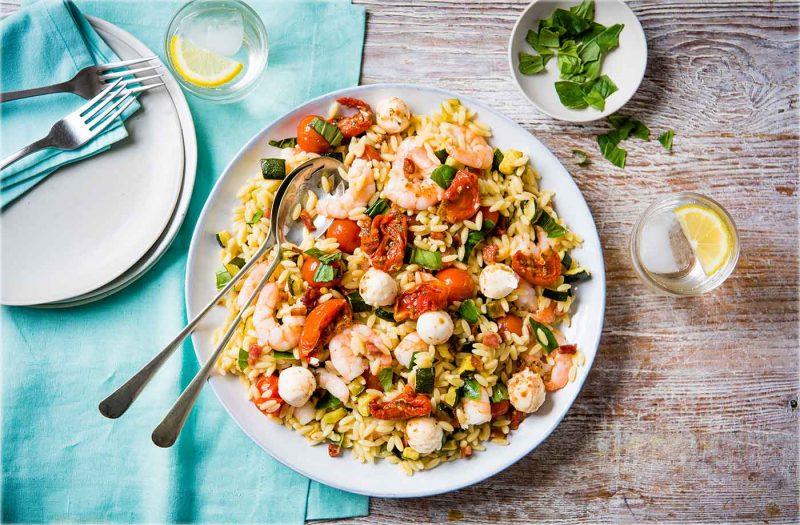 салат для худеющих рецепты