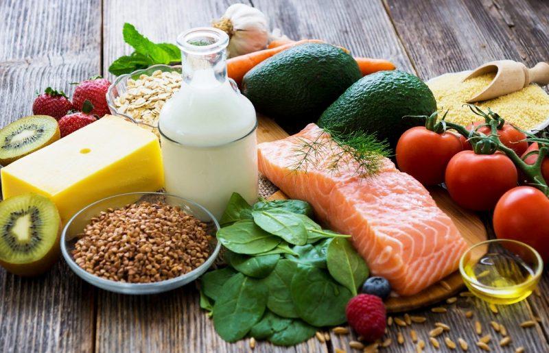 питание для поддержания веса