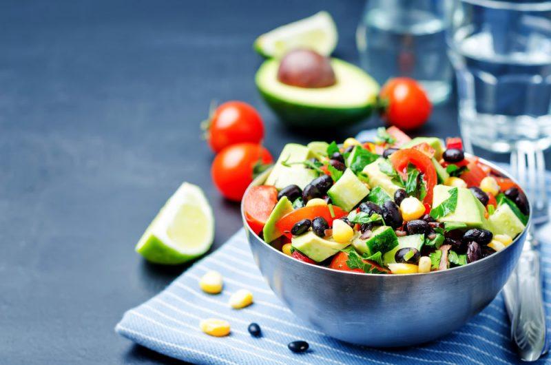 легкие низкокалорийные салаты рецепты