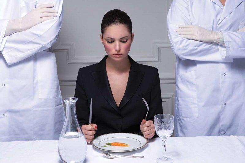 вред от диет