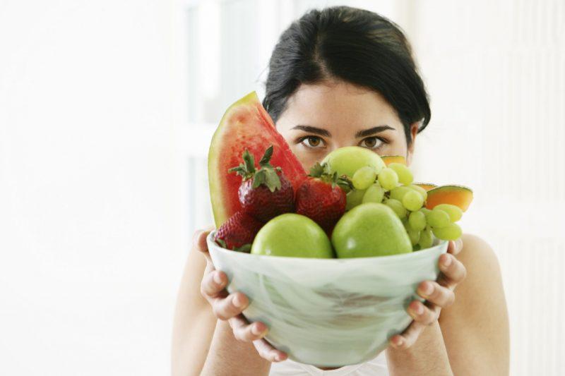 низкокалорийные фрукты для похудения
