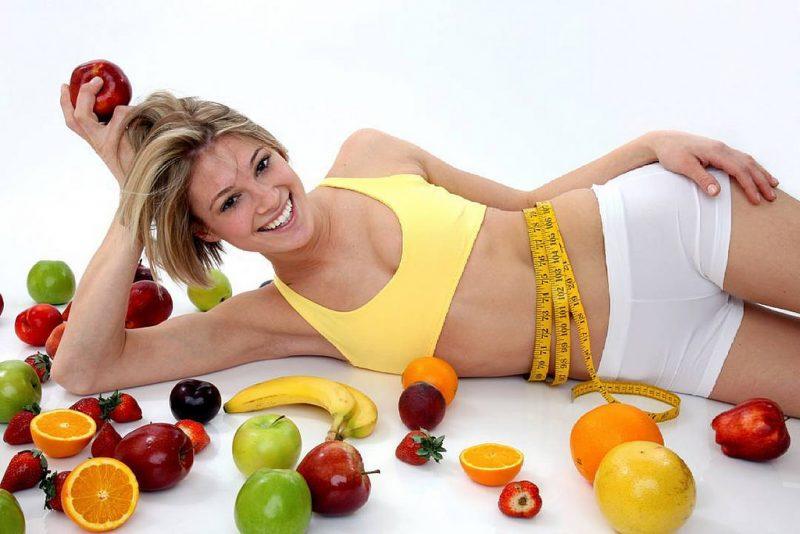 самые низкокалорийные фрукты для похудения
