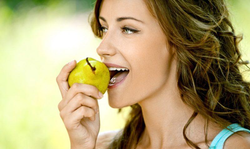 фрукты на завтрак для похудения