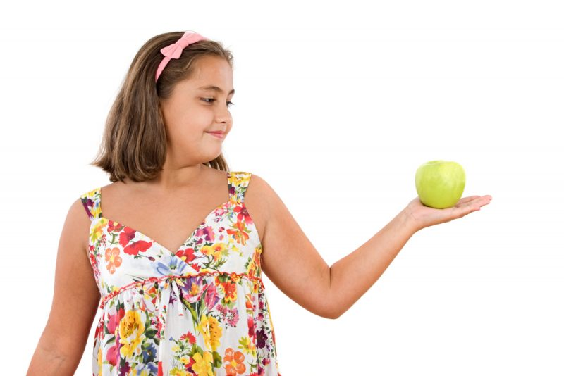 подростковая диета для похудения