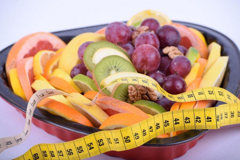 несладкие фрукты список при похудении