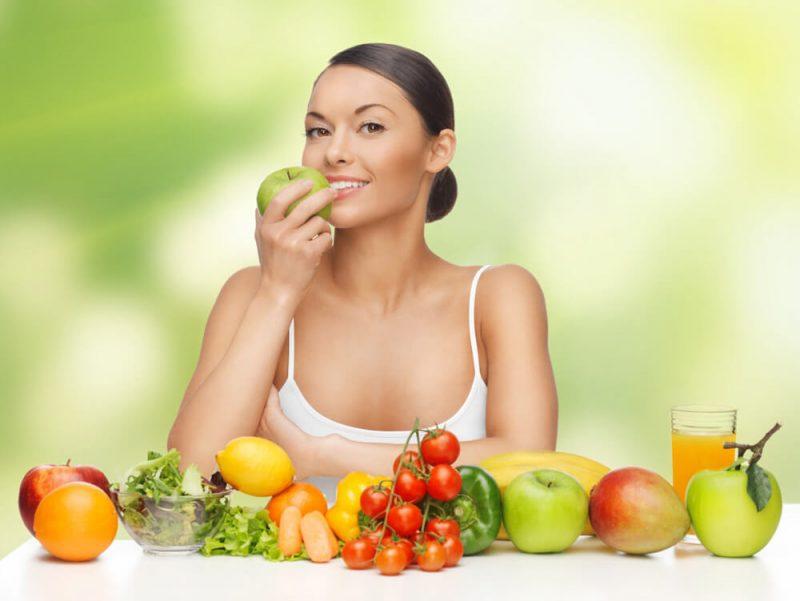 какие фрукты для похудения