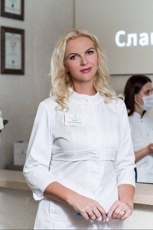 Бакаева Любовь Николаевна
