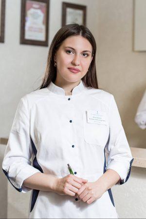 Плотникова Ксения Александровна